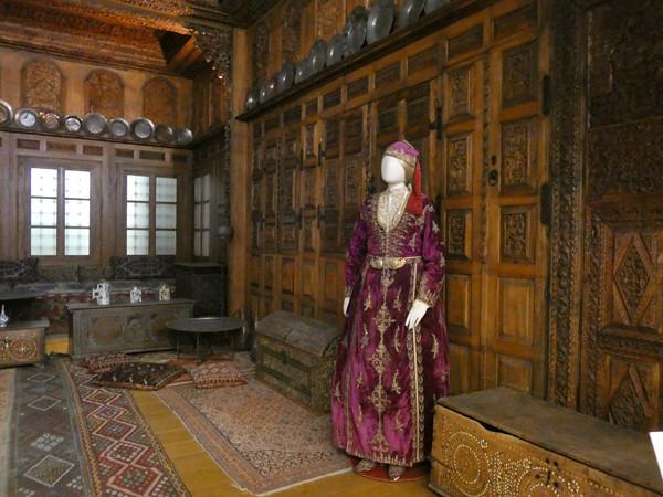 ntérieur ottoman