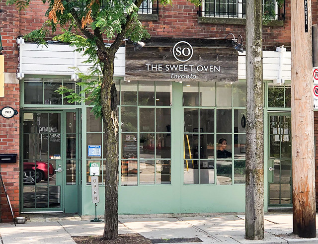 Restaurant Review: The Sweet Oven... New Toronto Beaches Location