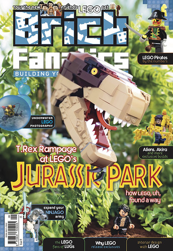 Brick Fanatics Magazine Issue 9