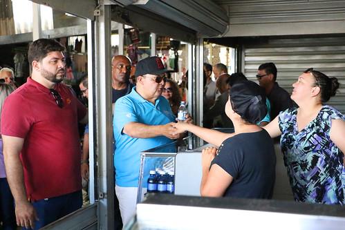 GDF anuncia projeto de revitalização das feiras do Distrito Federal