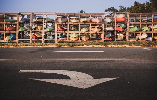 kayaks (Belmar NJ)