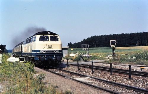 Wattenweiler, 218 397, 26.07.1985, D960