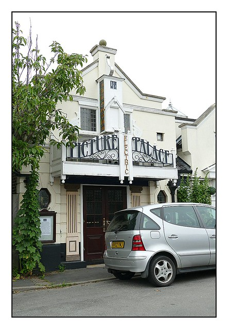 The Electric Picture Palace, Southwold, Suffolk