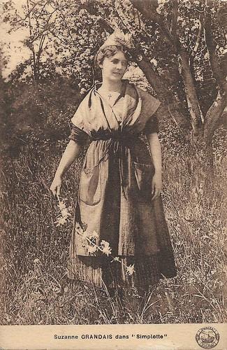 Suzanne Grandais in Simplette