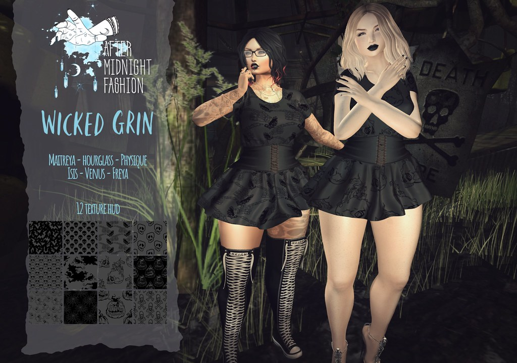 ::AMF:: Wicked Grin Dress