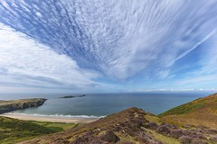 View from Rhossili Downs #2