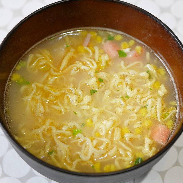 NISSIN 日清食品 お椀で食べるカップヌードル