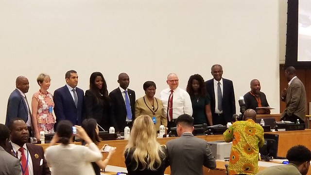 USA-2019-07-24-UPF-International Participates in UN Agribusiness and Economic Industry Summit