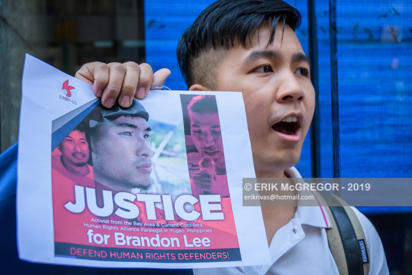 Emergency Indignation Rally to Demand Justice for Brandon Lee