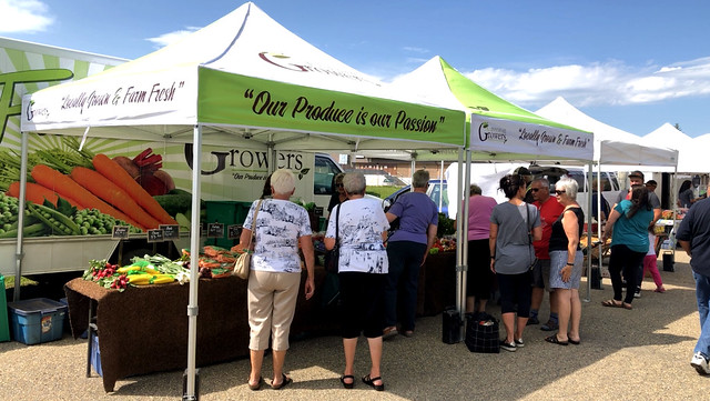 Alberta celebrates food from its own backyard