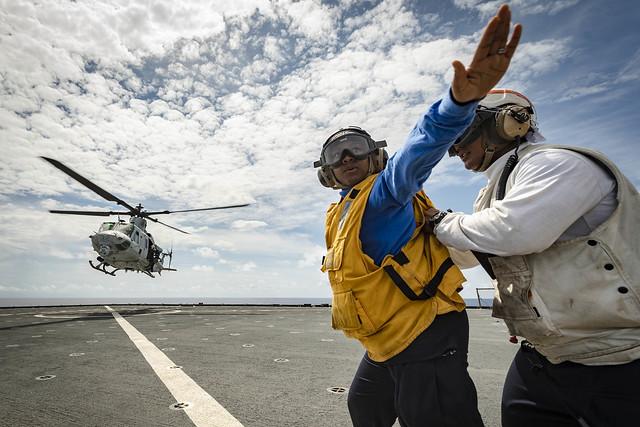 Commander, U S  Pacific Fleet