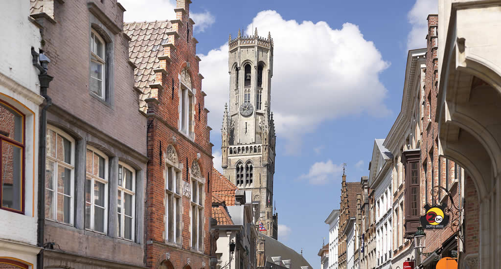 Beklim het Belfort in Brugge | Mooistestedentrips.nl