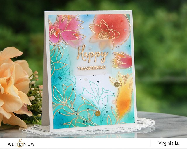 Altenew-HappyPomegranatesStampSet-Virginia#1