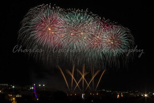 St Michael Fireworks - S Salvatur - Hal Lija - Malta - 2019