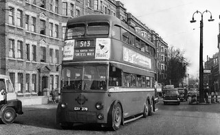 London Transport EXV378