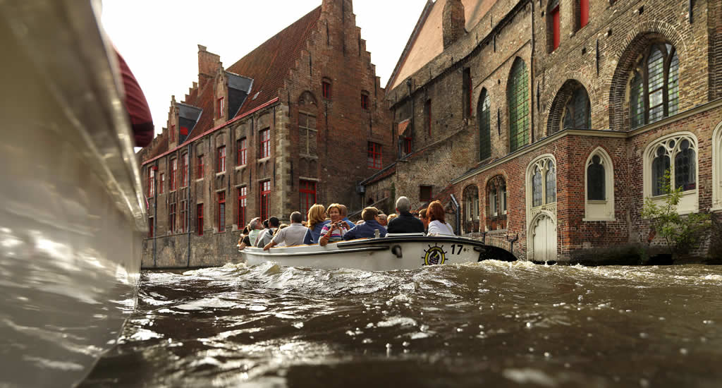 Rondvaart in Brugge | Mooistestedentrips.nl
