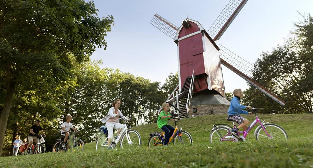 Fietsen in Brugge | Mooistestedentrips.nl