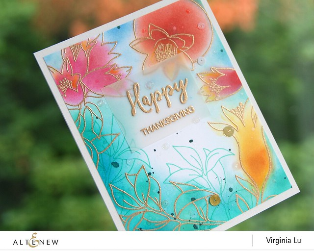 Altenew-HappyPomegranatesStampSet-Virginia#4