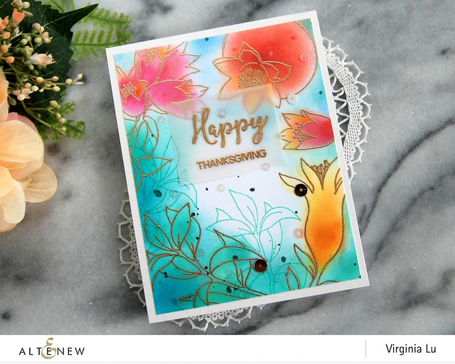 Altenew-HappyPomegranatesStampSet-Virginia#2