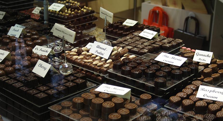 Handgemaakte chocolade in Brugge | Mooistestedentrips.nl