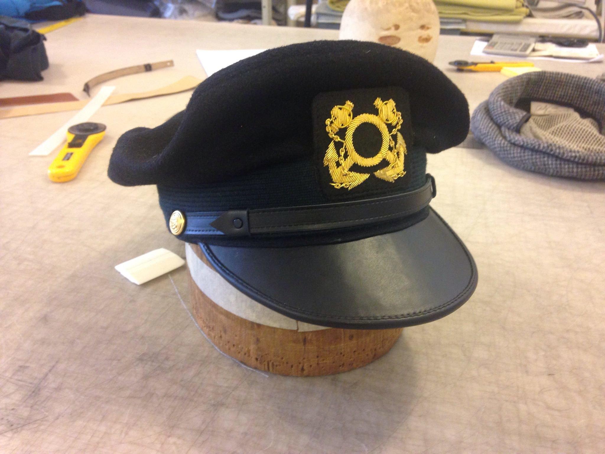 American Patrol Cap & Canvas