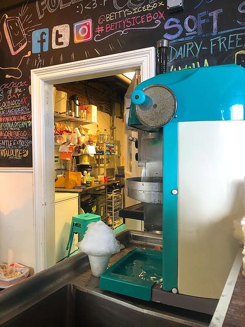 Betty's Ice Box, Asbury Park, NJ