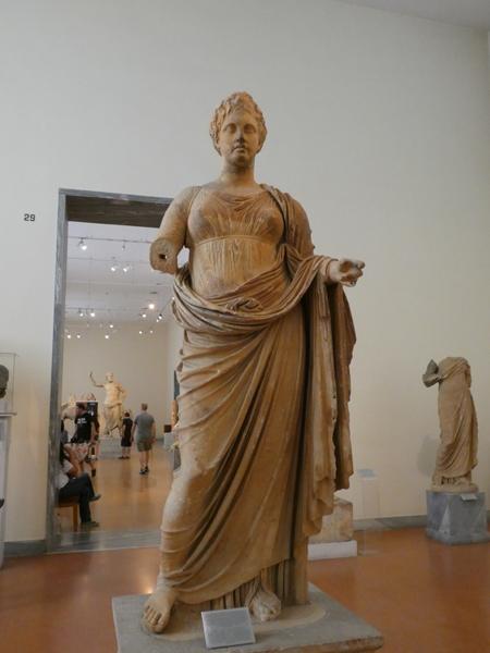 drapé grec