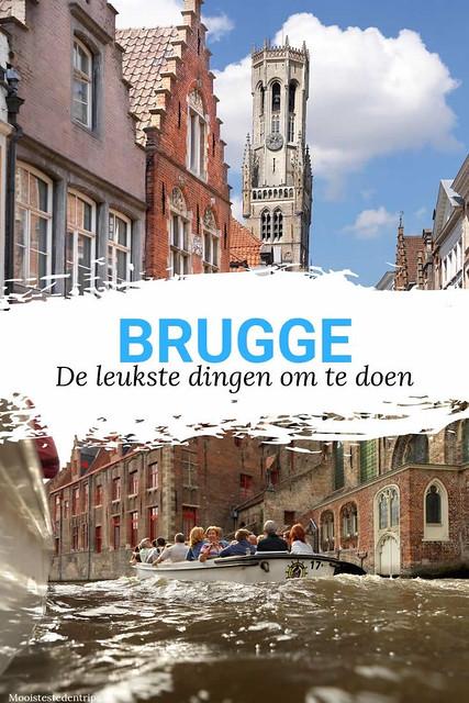 Brugge, wat te doen? 15x doen in Brugge | Mooistestedentrips.nl