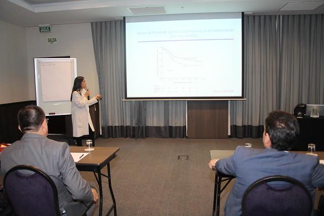 Facultad de Medicina Humana de la Universidad de San Martín de Porres realizó el Tercer Simposio Internacional de Medicina de Precisión en Cáncer