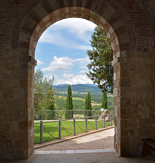 L'Eremo di Montesiepi - San Galgano