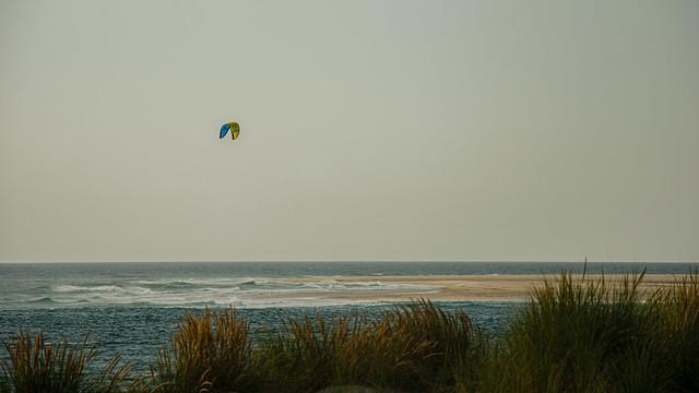Kite en solo