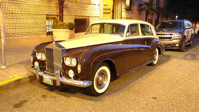 Rolls Royce Car In Portland Oregon!