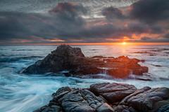 Garrapata Sunset - Big Sur, CA