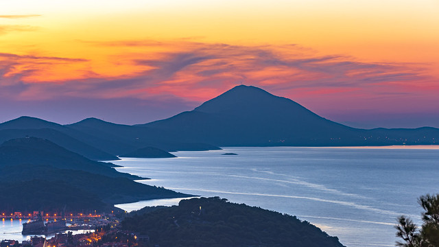 Colors of Losinj Island