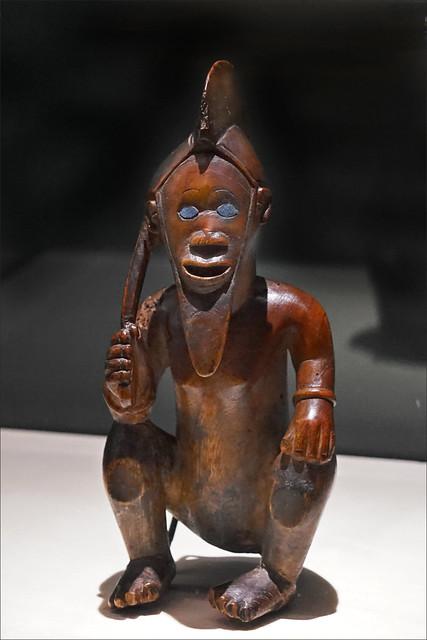 Statuette masculine (Musée du quai Branly-Jacques Chirac, Paris)