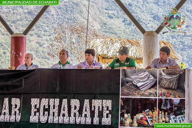 26 asociaciones de productores de Echarati se beneficiarán con cofinanciamiento de emprendimientos de negocio
