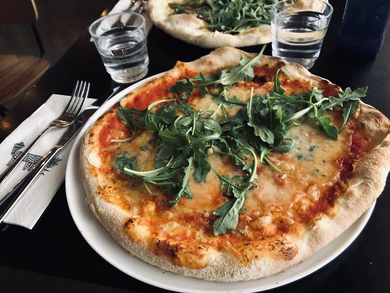 paras pizza Helsinki