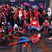 Spiderverse Cosplay Meetup: GalaxyCon Raleigh 2019