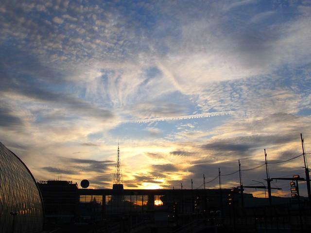 Poznan Sunset