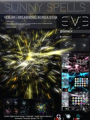 E.V.E SPLASHING AUREA STAR [SUNNY SPELLS Vol.05]