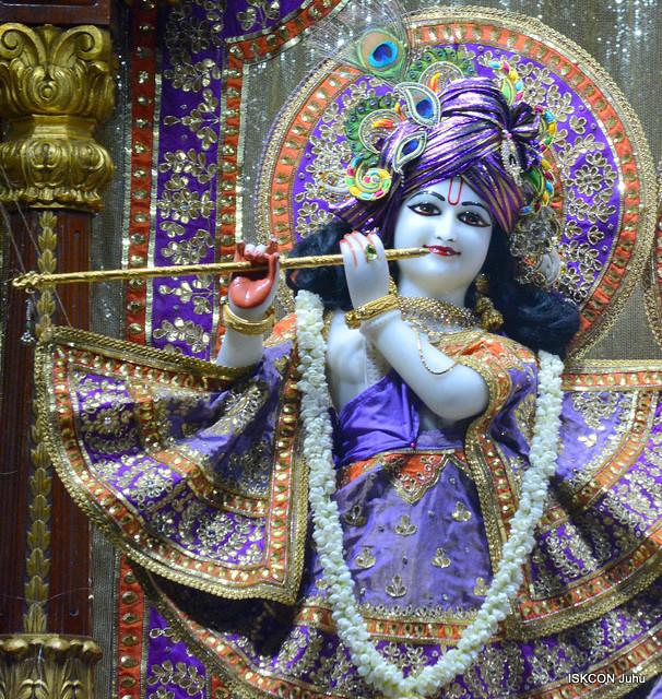 ISKCON Juhu Mangal Deity Darshan on 10th Aug 2019