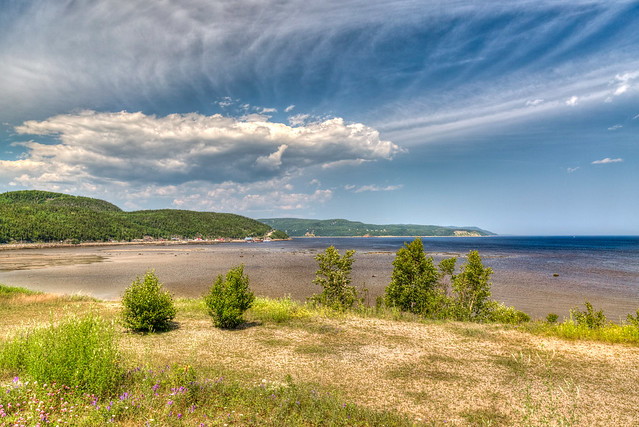 [EXPLORE]  Rive nord du fleuve St-Laurent / North shore of St-Lawrence river