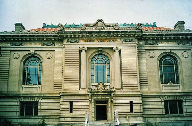 Ryerson Public Library - Grand Rapids - Michigan - Historic Public Building