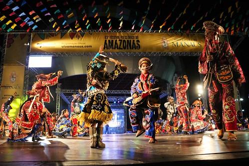 09.08.19 Abertura do 63º Festival Folclórico do Amazonas