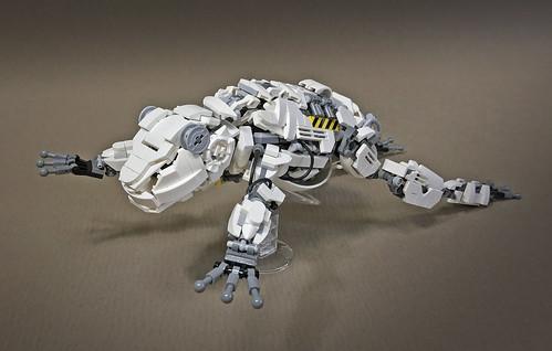 LEGO Mecha Frog Mk2-12