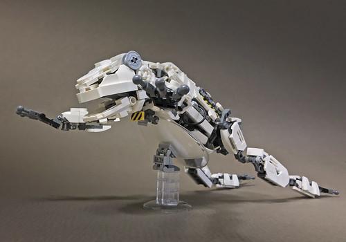 LEGO Mecha Frog Mk2-11