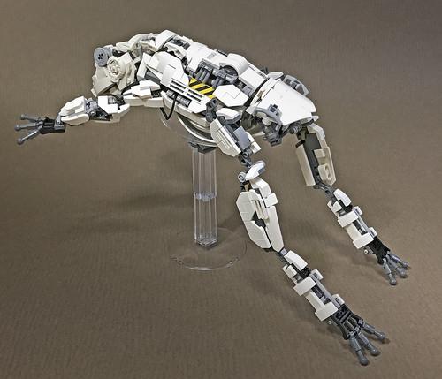 LEGO Mecha Frog Mk2-10