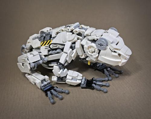 LEGO Mecha Frog Mk2-05
