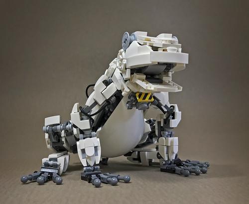 LEGO Mecha Frog Mk2-04