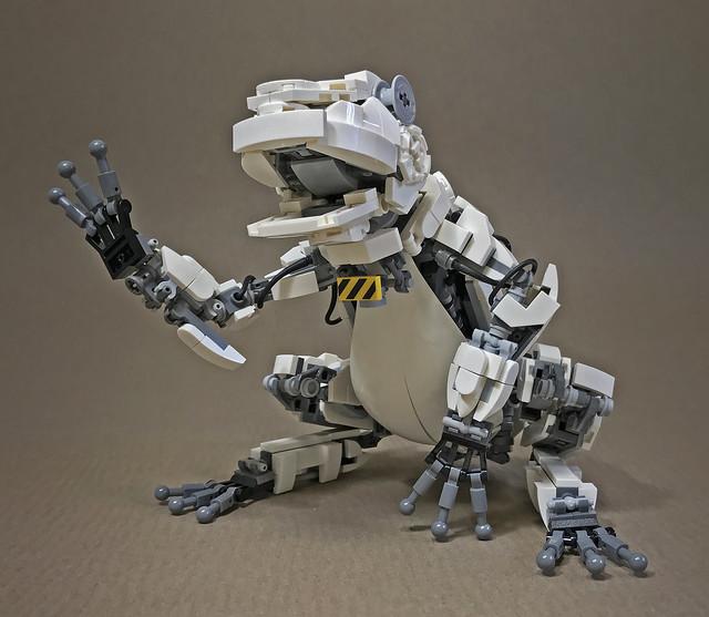 LEGO Mecha Frog Mk2-02